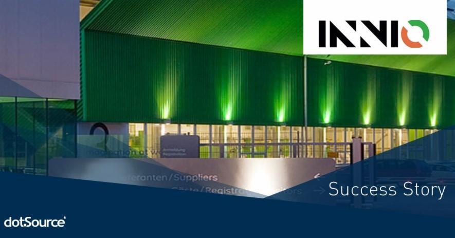 Best-of-Suite für Best CRM: INNIO setzt auf Salesforce Multi Cloud für optimierte Serviceprozesse [Success Story]