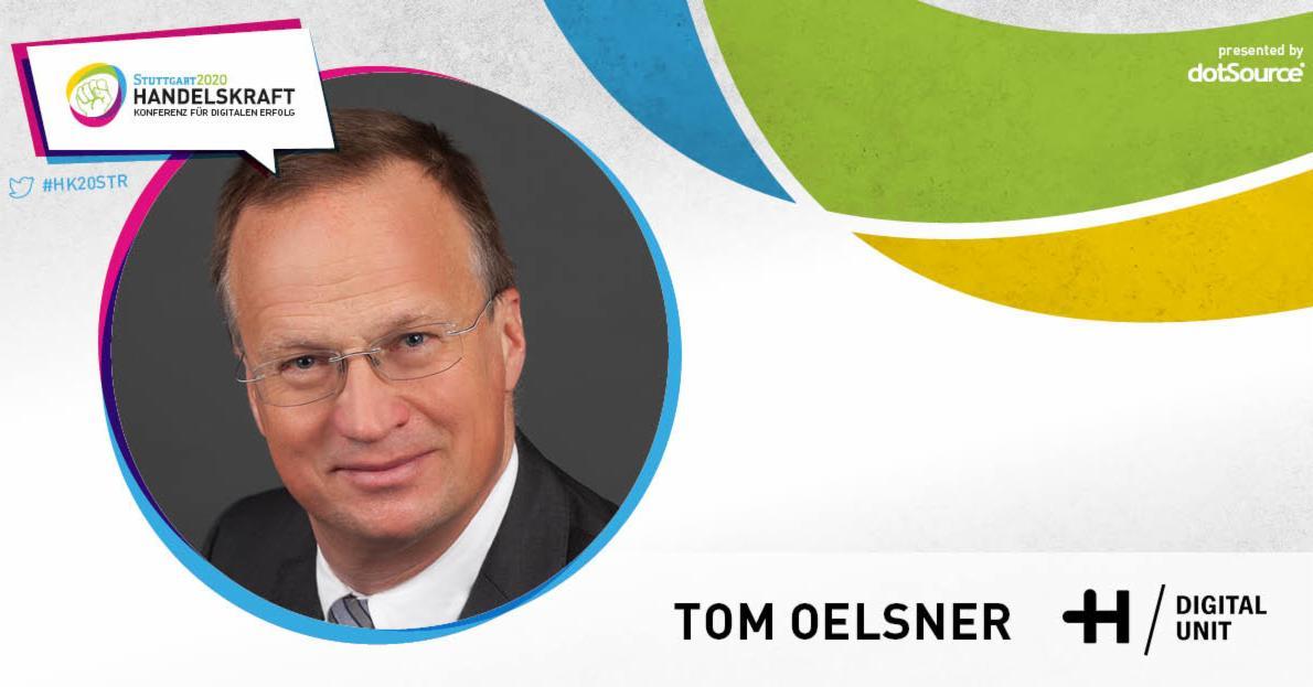 »Digitalisierung fordert Kooperation in höchstem Maß« – HK20STR Speaker Tom Oelsner [Interview]