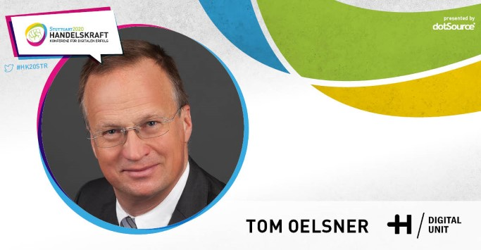 Digitalisierung und Kooperation HK20STR Speaker Tom Oelsner Interview