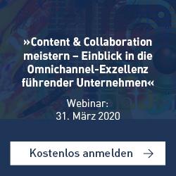 Content & Collaboration meistern Webinar Celum