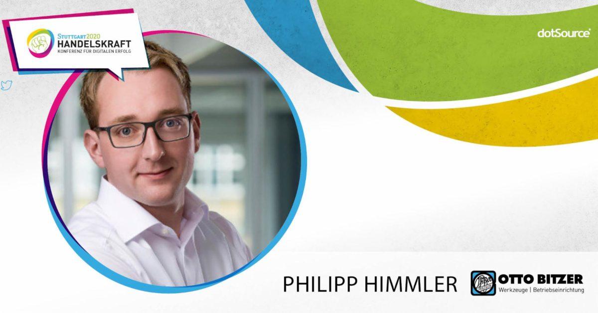 »B2B-Plattform-Business profitiert von verteiltem Know-how« – HK20STR Speaker Philipp Himmler [Interview]