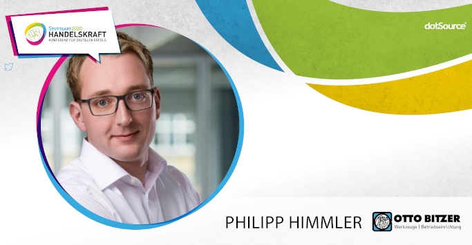 B2B-Plattform-Business und verteiltes Know-how HK20STR Speaker Philipp Himmler