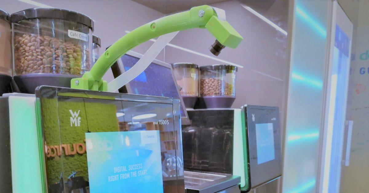 KI im Koffeinrausch – So viel Potenzial steckt in Kaffeeautomaten-Ideen