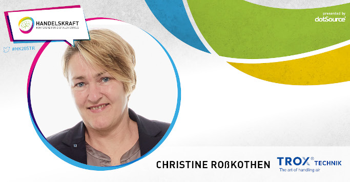 Erfolg HKK20 Speaker Christine Roßkothen Interview