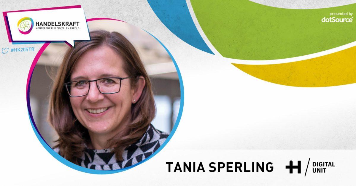 »Diversität und Tapetenwechsel fördern digitale Transformation« – HKK20 Speaker Tania Sperling [Interview]