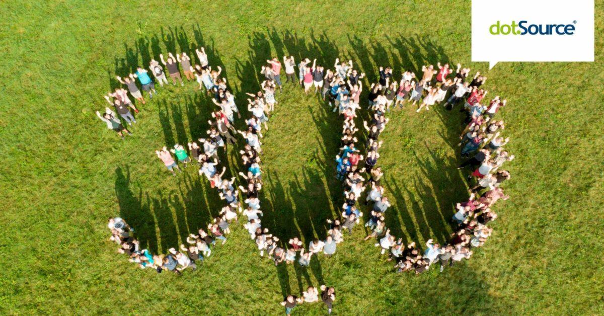 Together is better – Wie dotSource zum 300. !!! Mitarbeiter kam