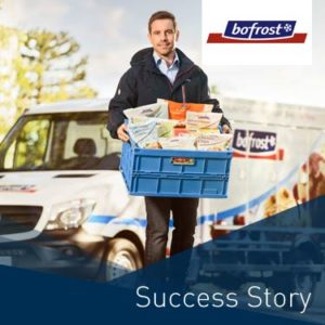 e food Corona bofrost success story