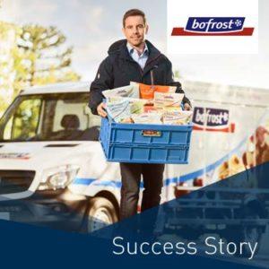 e food Corona bofrost success story