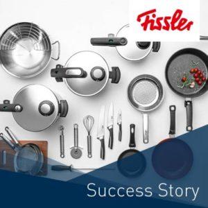 Content Geschmack Fissler Success Story