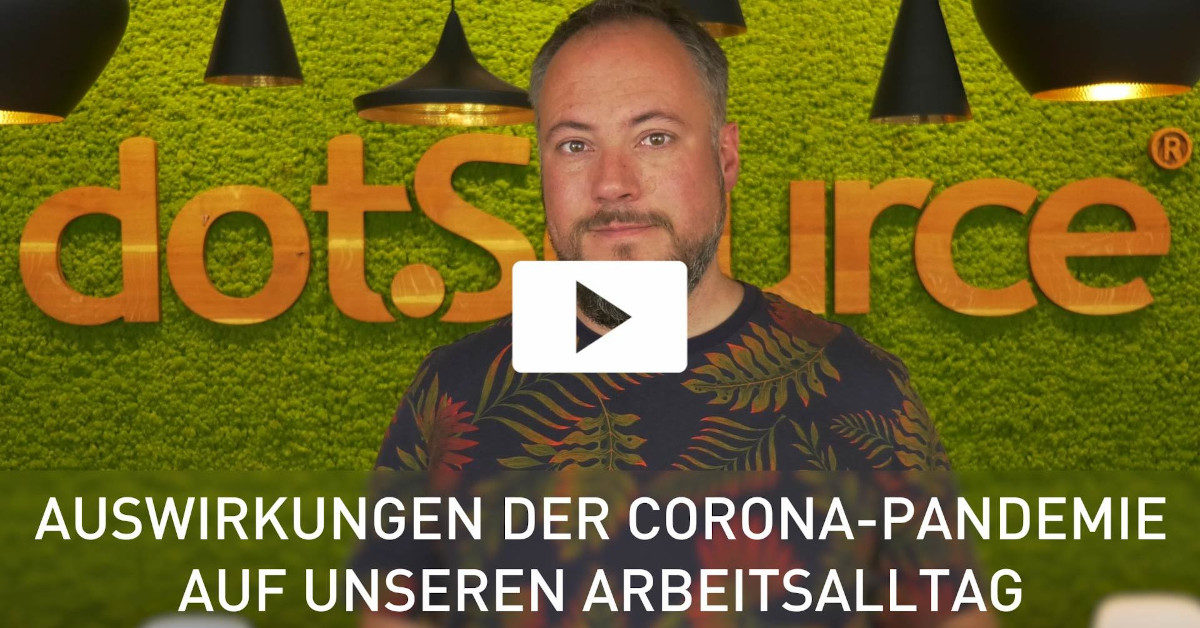 New Work 2.0? Challenge accepted, Corona! [Video]