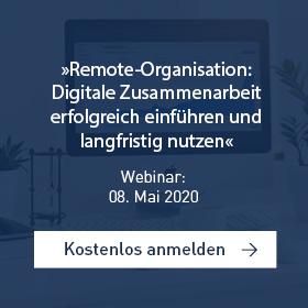 Remote Organisation