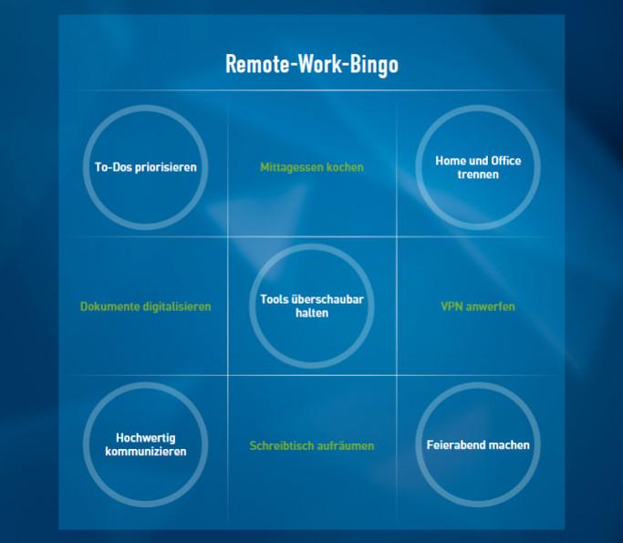Remote Work Tipps