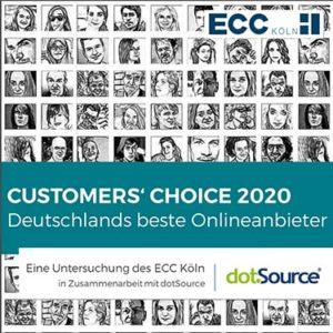 Digital Experience Buzzword ECC Studie 2020