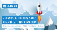 »Service is the new Sales Channel« [Salesforce Meet-up #3]