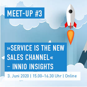»Service is the new Sales Channel – INNIO Insights« [Webinar]