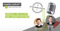 Lockdown im Einzelhandel – Digital. Business. Talk. mit Gast Swen Gottschalk startet heute