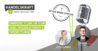 Digital. Business. Talk. – Afterwork Special #2 Zwischen K5-Konzept & Pandemie-Planung