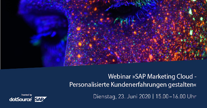 SAP Marketing Cloud Webinar