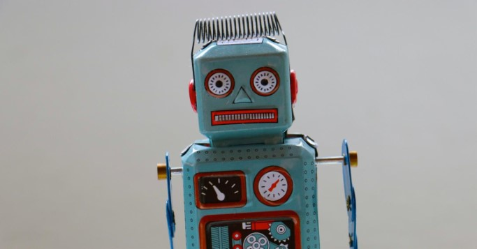 Mensch Maschine Roboter