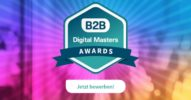 B2B Digital Masters Award – Wer holt das Ding?