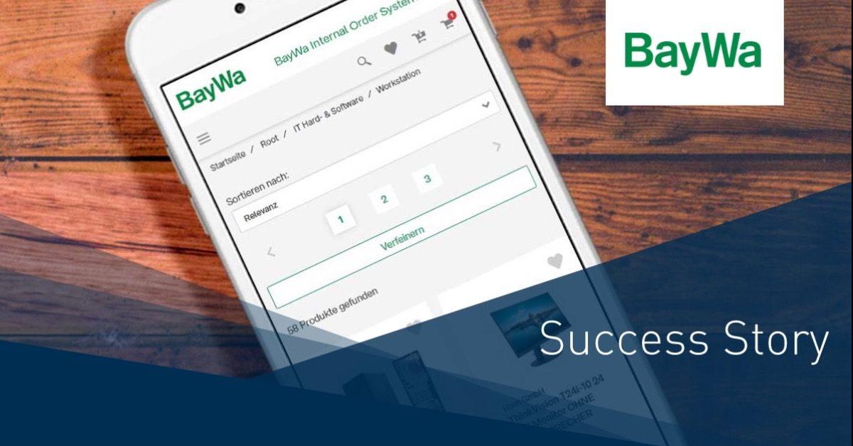 E-Procurement über BIOS setzt international Maßstäbe: BayWa wickelt mit einer zentralen Plattform die Bedarfe aller Mitarbeiter ab