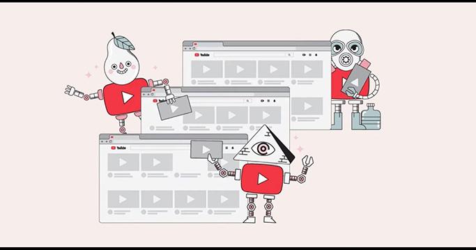 TheirTube YouTube Feed