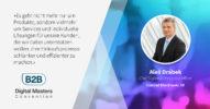 Conrads radikaler Wandel vom Multichannel Händler zur B2B-Plattform – B2BDMC-Speaker Aleš Drábek [Interview]