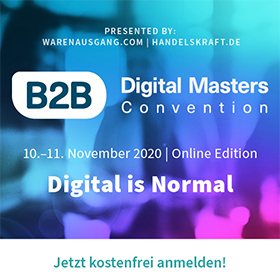 »B2B Digital MAsters Convention 2020«