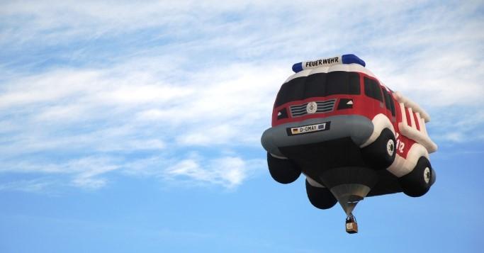 Das Flugauto von Skydrive