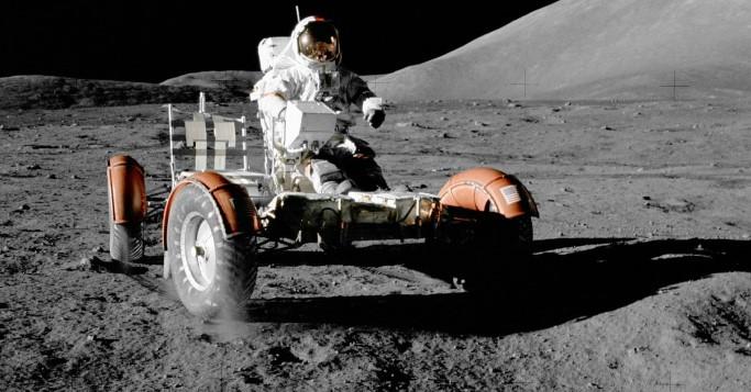 4G auf dem Mond Netzfund