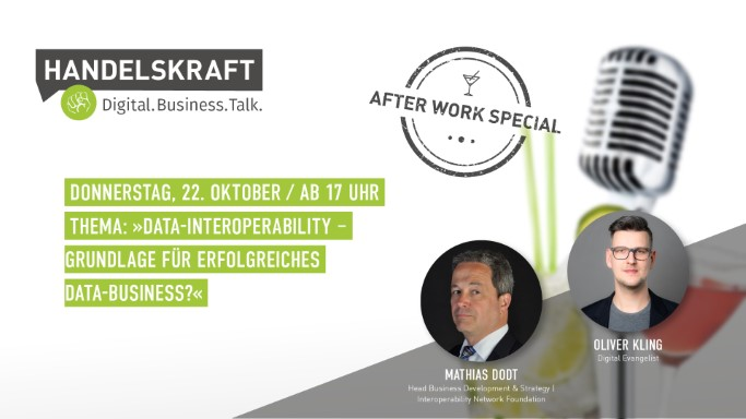 Digital. Business. Talk. Afterwork Special #9