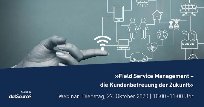 Field Service Management Webinar