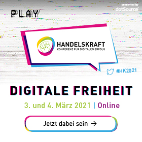 »Handelskraft Konferenz Digitale Freiheit«