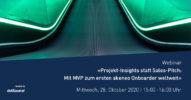 »Projekt-Insights statt Sales-Pitch: Mit MVP zum ersten akeneo Onboarder weltweit« [Webinar]
