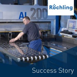 B2B-Commerce-Pionier Röchling Success Story