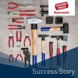 einmal richtig sonderpreis baumarkt success story