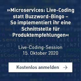 Live Coding Webinar
