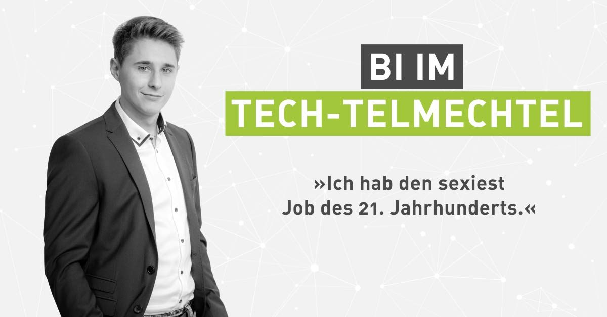 Tech-Talk mit einem Data Scientist: BI im Tech-telmechtel [Interview]