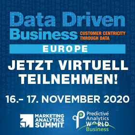 »Data Driven Business Europe«