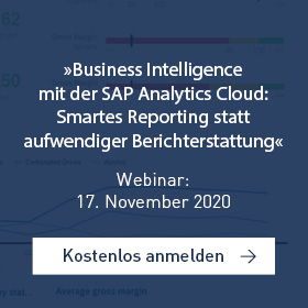 Webinar SAP Analytics Clod