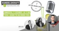 Digital.Business.Talk. Afterwork Special #11: Behind the Buzzwords 2020