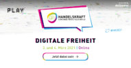 Handelskraft Konferenz 2021 »Digitale Freiheit« – Der Name ist Programm [Save the Date]