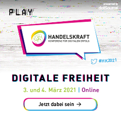 Digitale Freiheit HK2021 save the date