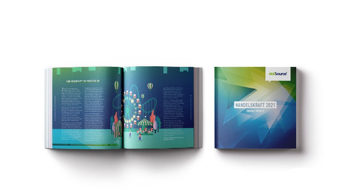 Digitale Freiheit Sneak Peak Trendbuch Handelskraft 2021