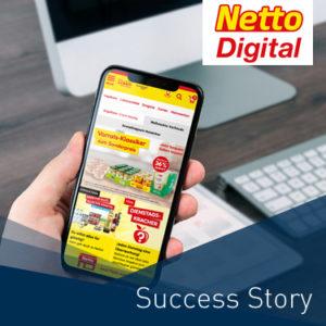 SEO und Web-Analytics Netto