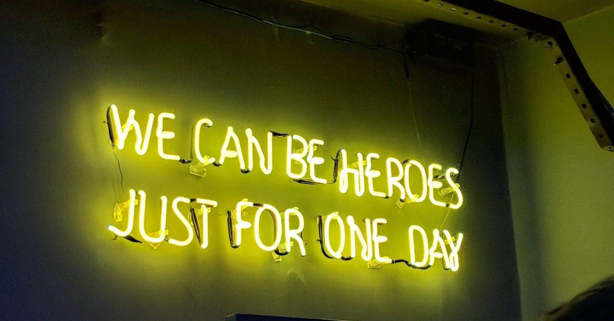 We are, We are … Digital Hero(in)es 2020!