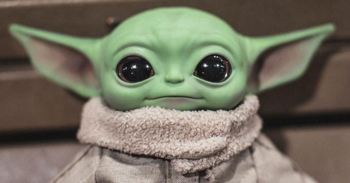 Baby Yoda mit KI Netzfund