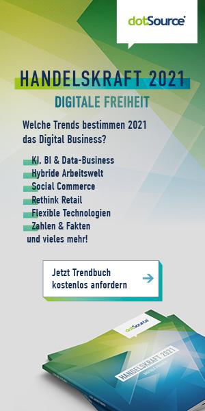 Trendbuch Handelskraft 2021