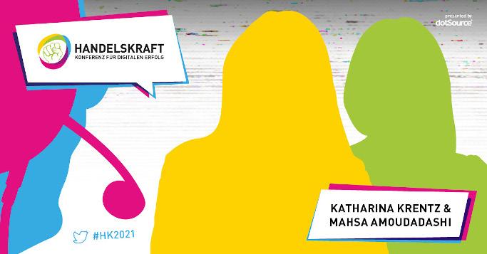 Digitale Freiheit Digital Leadership Digital. Business. Talk. Special Katharina Krentz Mahsa Amoudadashi