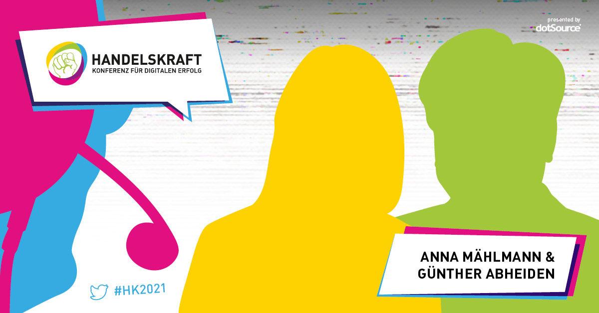 Digitale Freiheit #4: Flexible Lösungen für komplexes Business to Business – Das Handelskraft Digital.Business.Talk. Special mit Anna Mählmann und Günther Abheiden, hagebau